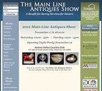 Main Line Antiques Show